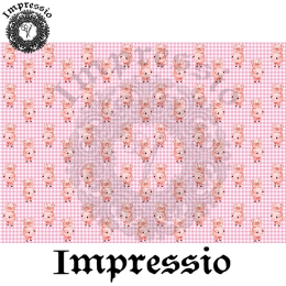 14819. Декупажная карта  Impressio, плотность 45 г/м2