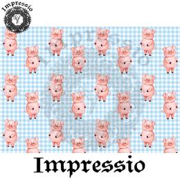 14820. Декупажная карта  Impressio, плотность 45 г/м2