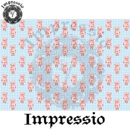 14821. Декупажная карта  Impressio, плотность 45 г/м2