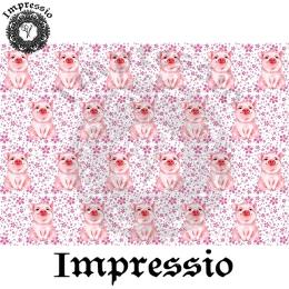 14822. Декупажная карта  Impressio, плотность 45 г/м2
