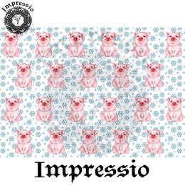 14823. Декупажная карта  Impressio, плотность 45 г/м2