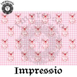 14824. Декупажная карта  Impressio, плотность 45 г/м2