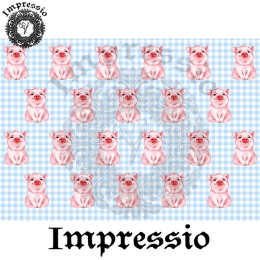 14825. Декупажная карта  Impressio, плотность 45 г/м2