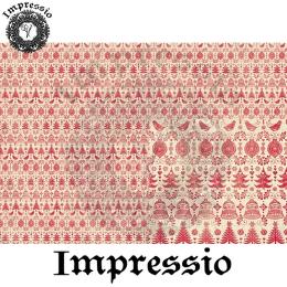 14831. Декупажная карта  Impressio, плотность 45 г/м2