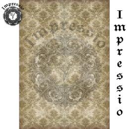 14834. Декупажная карта  Impressio, плотность 45 г/м2