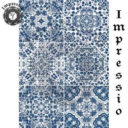 14837. Декупажная карта  Impressio, плотность 45 г/м2