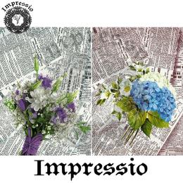 14849. Декупажная карта  Impressio, плотность 45 г/м2