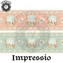 14866. Декупажная карта  Impressio, плотность 45 г/м2