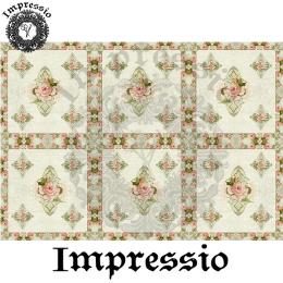14877. Декупажная карта  Impressio, плотность 45 г/м2