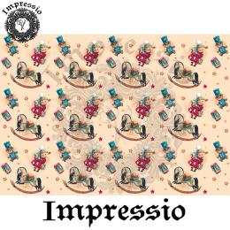 14986. Декупажная карта Impressio, плотность 45 г/м2