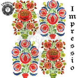 15010. Декупажная карта Impressio, плотность 45 г/м2