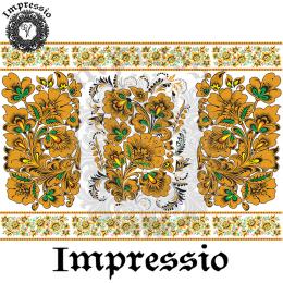 15018. Декупажная карта Impressio, плотность 45 г/м2