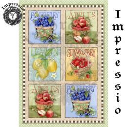 15034. Декупажная карта Impressio, плотность 45 г/м2