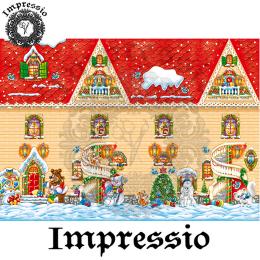 15087. Декупажная карта Impressio, плотность 45 г/м2