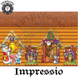 15097. Декупажная карта Impressio, плотность 45 г/м2