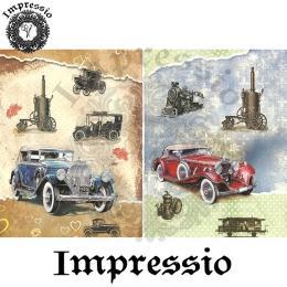 15129. Декупажная карта Impressio, плотность 45 г/м2