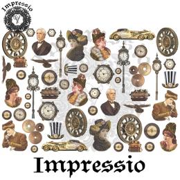 15144. Декупажная карта Impressio, плотность 45 г/м2