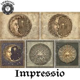 15147. Декупажная карта Impressio, плотность 45 г/м2