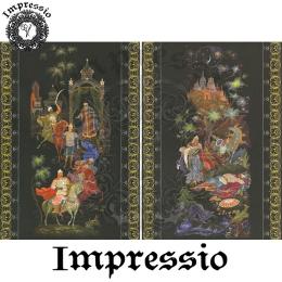 215150. Рисовая декупажная карта Impressio. 25 г/м2