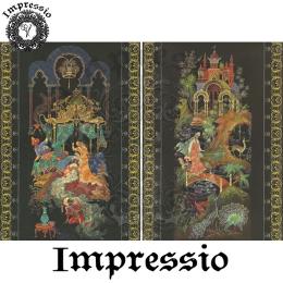 215165. Рисовая декупажная карта Impressio. 25 г/м2