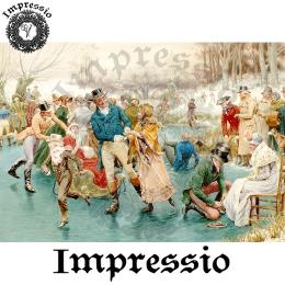 15185. Декупажная карта Impressio, плотность 45 г/м2