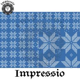 15187. Декупажная карта Impressio, плотность 45 г/м2