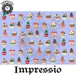 15193. Декупажная карта Impressio, плотность 45 г/м2