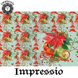 15194. Декупажная карта Impressio, плотность 45 г/м2