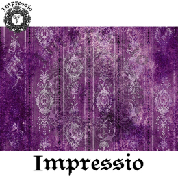 15225. Декупажная карта Impressio, плотность 45 г/м2