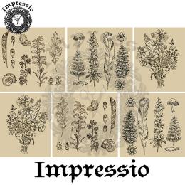 15250. Декупажная карта Impressio, плотность 45 г/м2