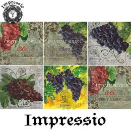 15265. Декупажная карта Impressio, плотность 45 г/м2
