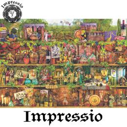 15266. Декупажная карта Impressio, плотность 45 г/м2