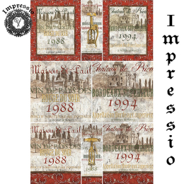 15267. Декупажная карта Impressio, плотность 45 г/м2