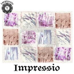 15277. Декупажная карта Impressio, плотность 45 г/м2