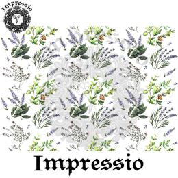 15281. Декупажная карта Impressio, плотность 45 г/м2