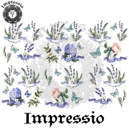 15286. Декупажная карта Impressio, плотность 45 г/м2