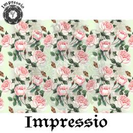 15295. Декупажная карта Impressio, плотность 45 г/м2