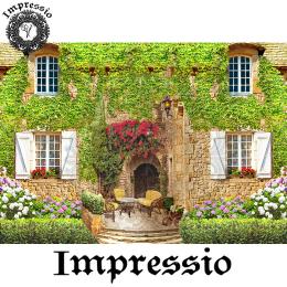 15324. Декупажная карта Impressio, плотность 45 г/м2