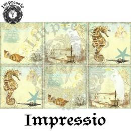 15347. Декупажная карта Impressio, плотность 45 г/м2