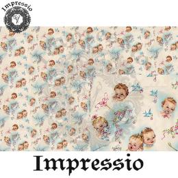 15369. Декупажная карта Impressio, плотность 45 г/м2