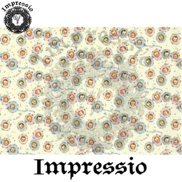 15371. Декупажная карта Impressio, плотность 45 г/м2