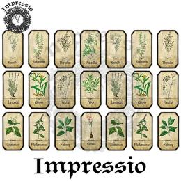 15383. Декупажная карта Impressio, плотность 45 г/м2