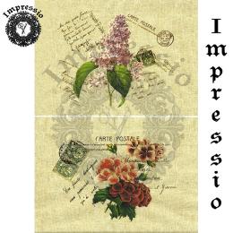 15387. Декупажная карта Impressio, плотность 45 г/м2