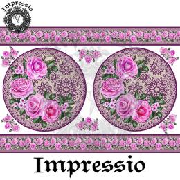 15391. Декупажная карта Impressio, плотность 45 г/м2