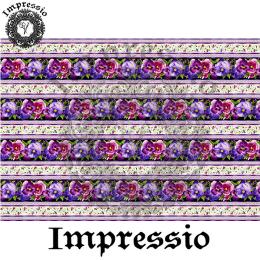 15394. Декупажная карта Impressio, плотность 45 г/м2