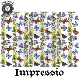 15403. Декупажная карта Impressio, плотность 45 г/м2