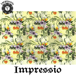 15410. Декупажная карта Impressio, плотность 45 г/м2