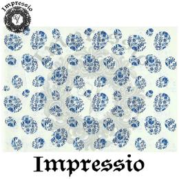 15416. Декупажная карта Impressio, плотность 45 г/м2
