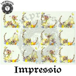 15441. Декупажная карта Impressio, плотность 45 г/м2