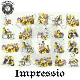 15443. Декупажная карта Impressio, плотность 45 г/м2